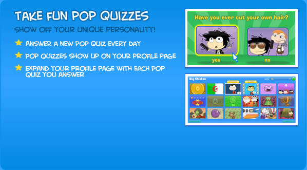 Personality and Pop Quizzes