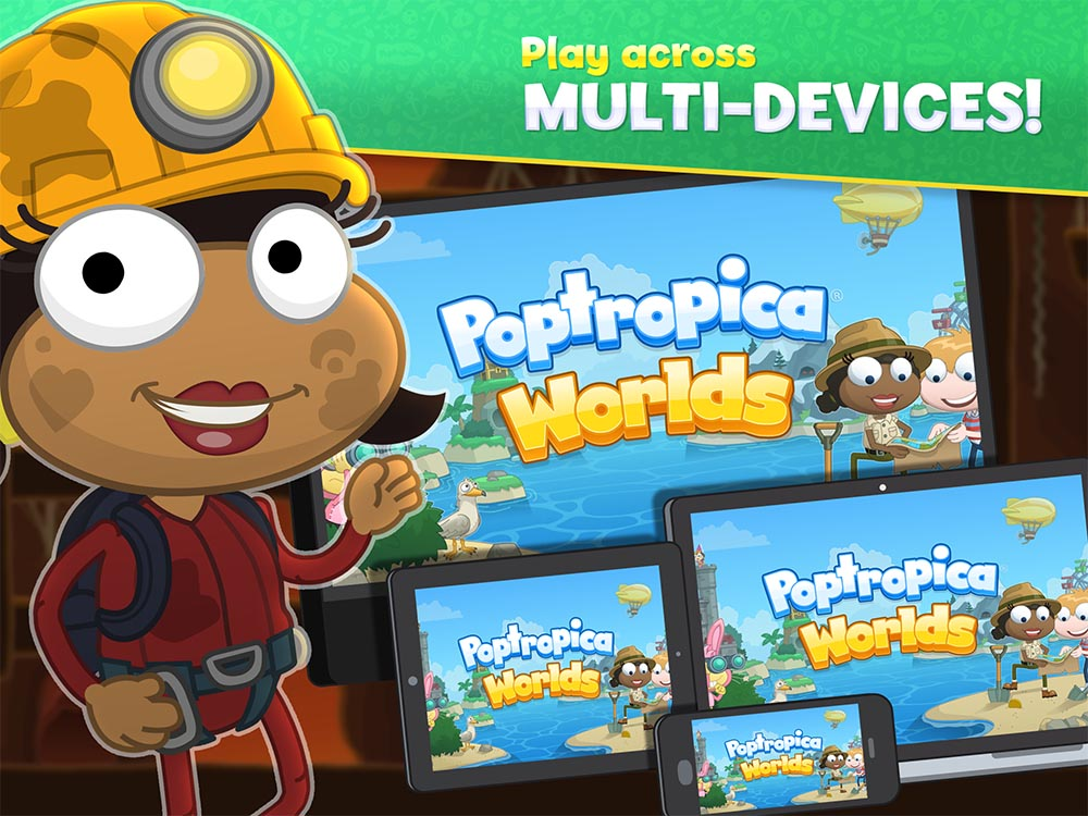 Play on the go with your device