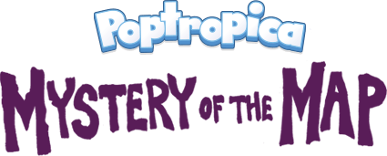 Poptropica Volume 1. Mystery of the Map Graphic Novel