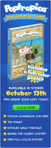 Poptropica Official Guide