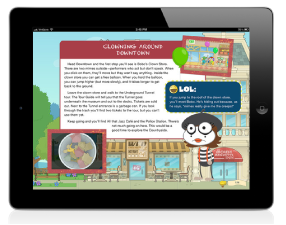 Poptropica: The Official Guide on iBooks on iPad