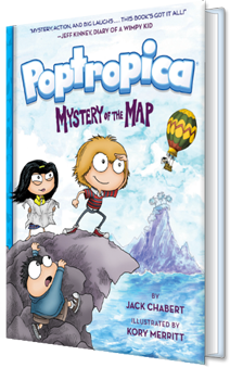 Mystery of the Map Book Cover