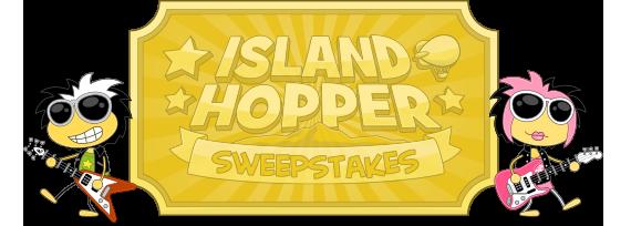 Island Hopper Sweepstakes