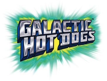 Galactic Hot Dog Logo