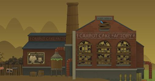 24 Carrot Island Carrot Cake Factory