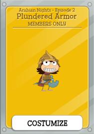 Arabian Nights Member Card