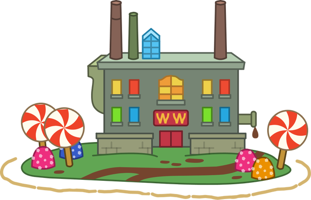 Poptropica Charlie and the Chocolate Factory