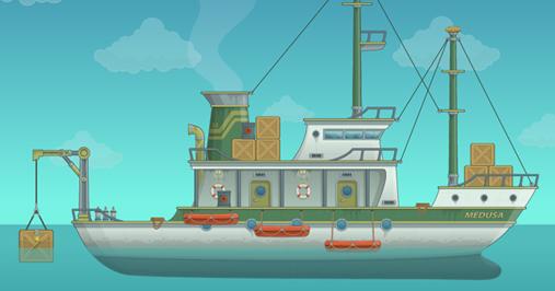 Mission Atlantis Game Play #4