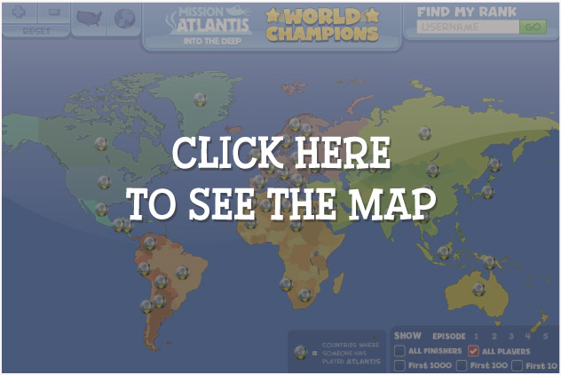 Click to View the Mission Atlantis Player Map