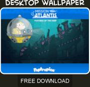 Mission Atlantis2 free wallpaper download