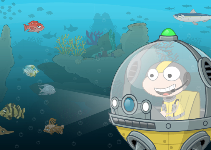 Poptropica Mission Atlantis