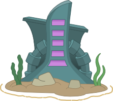 Poptropica Mission Atlantis Map Icon