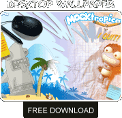 Mocktropica Island free wallpaper download