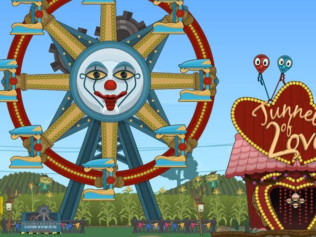 Poptropica Monster Carnival Island