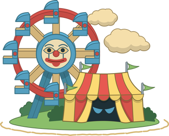 Poptropica Monster Carnival Island Icon