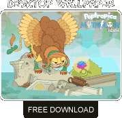 Mythology Island free wallpaper download