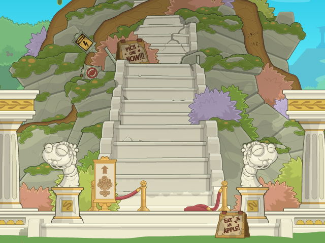 Poptropica Mythology Island