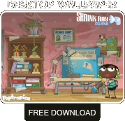 Shrink Ray free wallpaper download