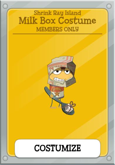 Shrink Ray Member Card