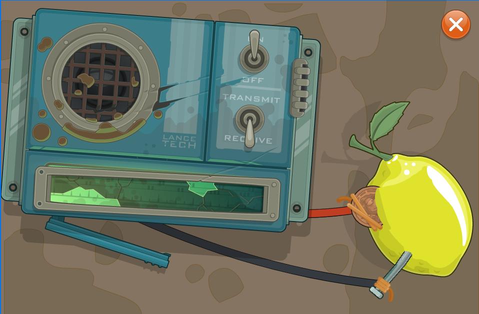 Poptropica Survival Island Radio