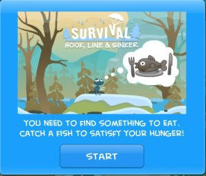 Poptropica Survival Two Island