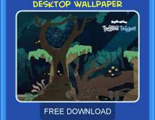 Twisted Thicket free wallpaper download