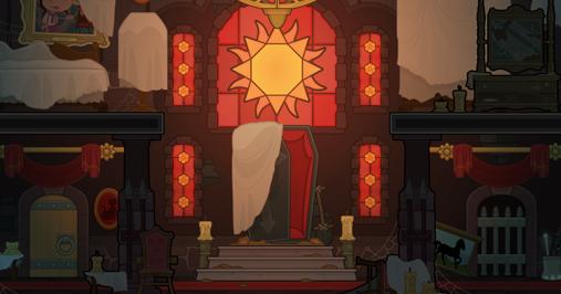 Vampire's Curse Interior