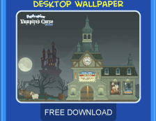 Vampire's Curse free wallpaper download