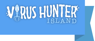 Virus Hunter Island
