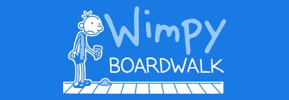 Wimpy Boardwalk Logo