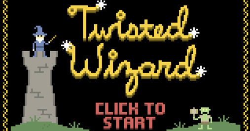 Wimpy Wonderland Island Twisted Wizard video game