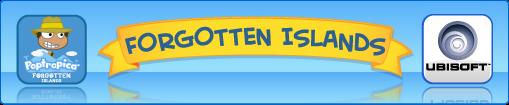 Popropica's Forgotten Islands Mobile App