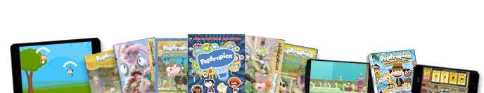 Poptropica Shop Feature Items