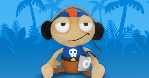 Cool Kid Plush Toy